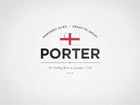 Porter - Beer Styles Branding