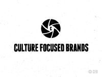 Culture Focused Brands logo