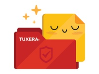 Tuxera sticker - 01