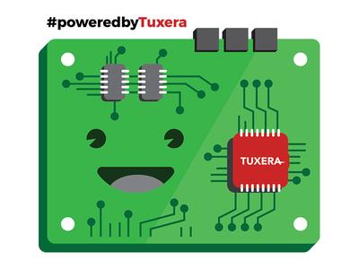 Tuxera sticker - 02