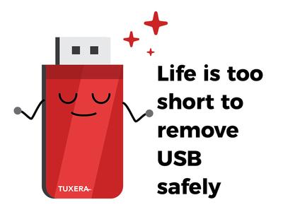 Tuxera sticker - 04