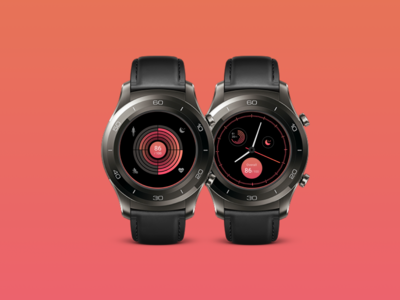 Concept for a smart watch