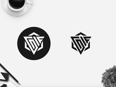 GIF LOGO DESIGN hexagon logo gif sports logo sportswear kuwait france newzealand dubai italy new york america asia monogram logo monogram design monogram identity design branding logo
