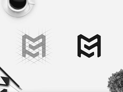 MS awesome logo clothing brand apparel logo logogrid logodesign logotype logos logoprocess flat minimal vector monogram logo monogram design monogram identity design branding logo