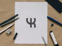 KW Monogram