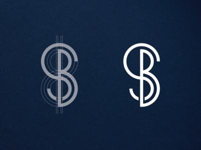 SB Line Art (Monogram)