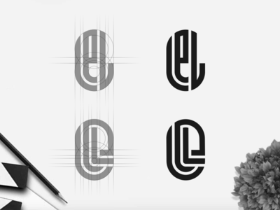 LEL Logo concept. Left or Right?