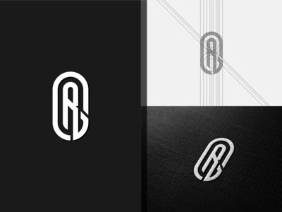 GR LOGO CONCEPT. logo design logoawesome logoplace photooftheday best logo logodesignersclub logodesigner logodesign logotype logoprocess flat minimal vector monogram logo monogram monogram design branding design identity logo