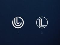 LL Monogram logo concepts