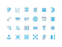 Fintech Icons