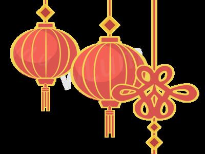 CNY decoration (Recreate Artwork #1)