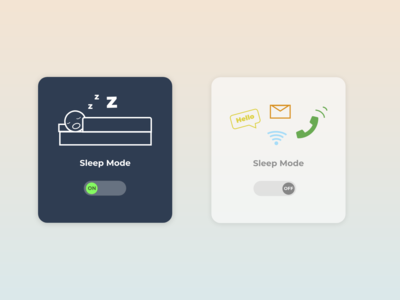 On/Off Switch - Daily ui #15