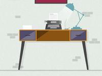 Ariane's Desk