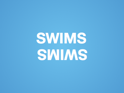 Swim vector flat type