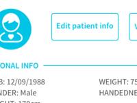 Edit Patient Info