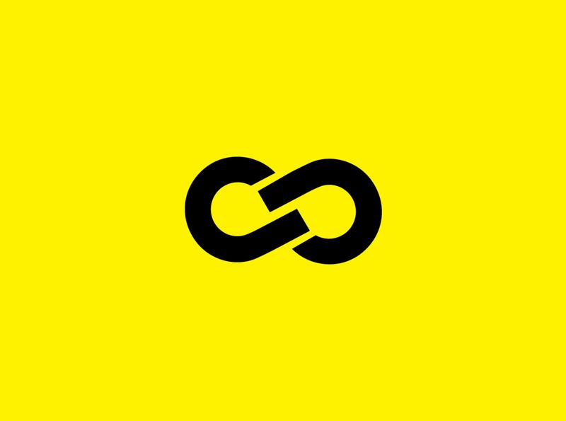 letter CC logo