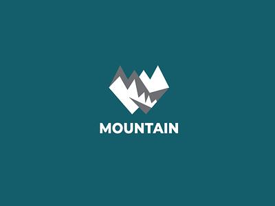 mountain logo creative mountain vector icon logo design logo travel tourism tour mountains mountain mountain logo