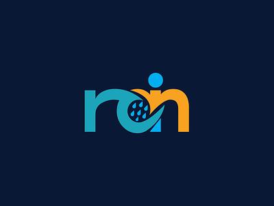 rain logo logodesign logo designer logotype logo mark lettering lettermark typography latter flat illustrator vector design logo design icon logo rain logo rainy rain drop rain