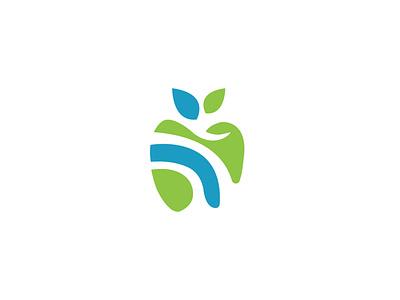 apple logo creative logo company brand logo company logo brand flat illustrator vector design logo design logo logodesign graphicdesign graphic icon fruit icon fruit fruit logo apple logo apple design apple