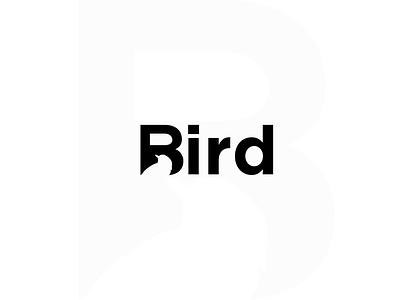 Letter B Bird logo design flat illustrator vector design logo design icon logo b bird b logo letter b nature logo nature bird icon bird logo bird