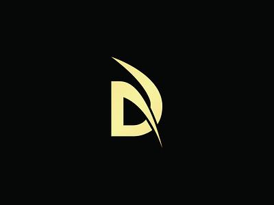 Letter D logo design minimal simple ai design latter lettering vector logo design logo company icon lettermark letter letter d letter d logo