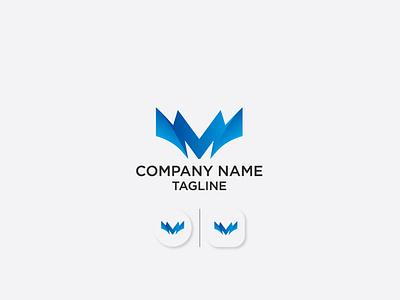 M minimal logo design creative logo letter logo company logo idenity brand identity lettering latter vector design logo design icon logo graphics lettermark logo letter m m logo m letter logo