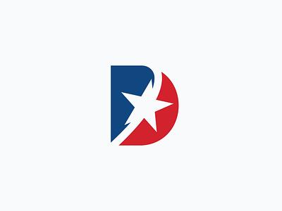 D Star logo design logo designer company logo brand design design latter branding icon lettermark letter logodesign logo design logotype logos logo stars d star star logo d logo letter d