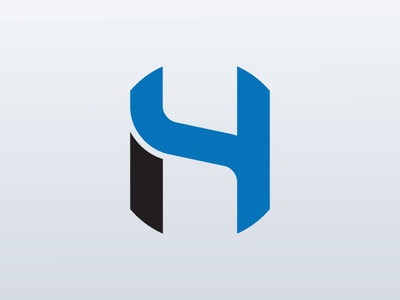 Latter H And Y Logo Concept