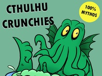 CHTHULU CRUNCHIES