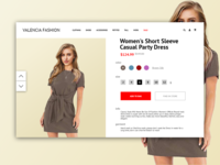 Fashion E-commerce store