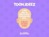 Invite Request Please - Toon Ideez