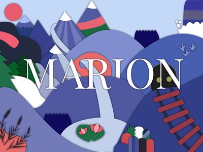 Wallpaper Marion