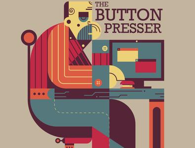 Button presser