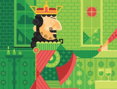 Dom Pedro I of Portugal character creation character vector art vector portugal adobe illustrator illustration
