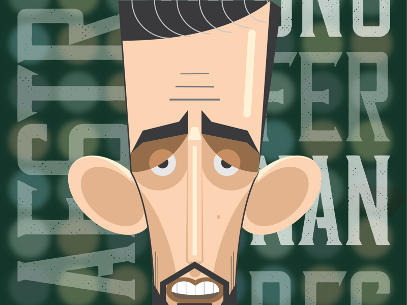 Bruno Fernandes e sua época épica illustration