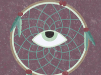 Eye Dream of Catching