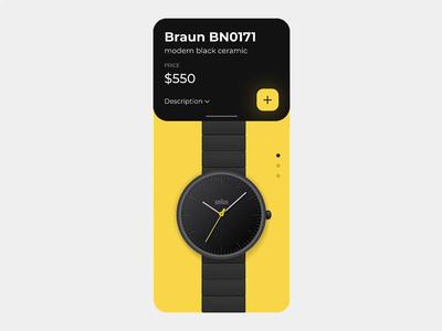 Braun Watch Shop