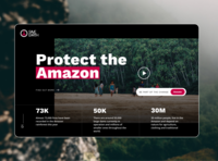 Protect the Amazon
