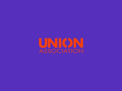 Union association vector lettering typography type logo illustrator illustration identity design branding