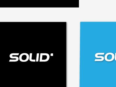 SOLID solid branding