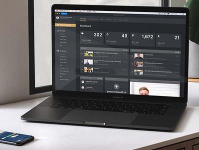 Secure Broadcast for Mac enterprise software product design macbook pro ux design macosx