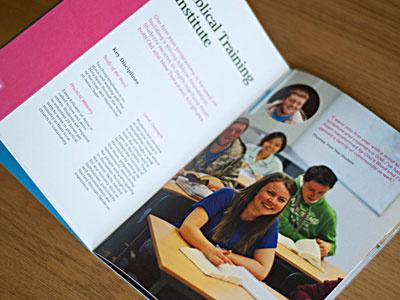 Charis Bible College Belfast Prospectus print bible college prospectus