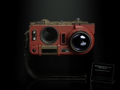 Blade Runner 2049 Deckard's Binoculars: I redshift3d photoshop maxon hard surface modeling fusion 360 digitalart designinspiration design cinema4d c4d autodesk after effects adobe 3d