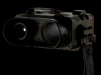 Blade Runner 2049 Deckard s Binoculars VI redshift3d photoshop maxon hard surface modeling fusion 360 digitalart designinspiration design cinema4d c4d autodesk after effects adobe 3d