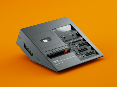 Yamaha TC 800GL: II chaos group v-ray vray photoshop hard surface modeling fusion 360 digital art design inspiration design autodesk after effects adobe 3d