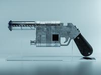 Star Wars: Rey's Blaster