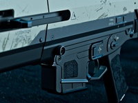 Oblivion Rifle: III