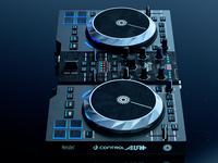 DJControl Air+ III