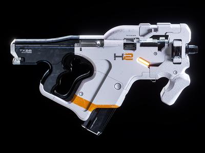 Mass Effect: Cerberus M-25 Hornet I