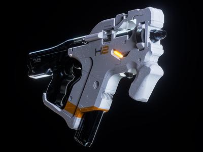Mass Effect: Cerberus M-25 Hornet III